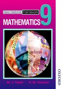Cover for New National Framework Mathematics 9 Core Pupil