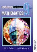Cover for New National Framework Mathematics 9+ Pupil