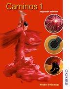 Cover for Caminos 1 segunda edicion