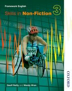 Cover for Nelson Thornes Framework English Skills in Non-Fiction 3