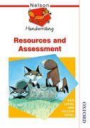 Cover for Nelson Handwriting Resources and Assessment Red Level and Yellow Level