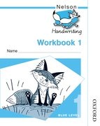 Cover for Nelson Handwriting Workbook 1 (X10)