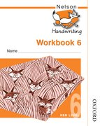 Cover for Nelson Handwriting Workbook 6 (X10)