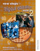 Cover for New Steps in Religious Education for the Caribbean Book 2