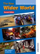 Cover for The New Wider World - Teacher