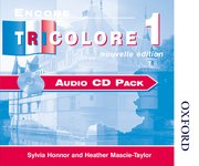 Cover for Encore Tricolore Nouvelle 1 Audio CD Pack (6)