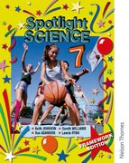 Cover for Spotlight Science 7 - Revised Edition