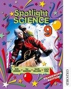 Cover for Spotlight Science 9: Framework Edition