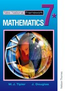 Cover for New National Framework Mathematics 7* Pupil