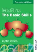 Cover for Maths the Basics Functional Skills Edition (E3-L2)