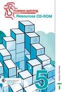 Cover for Can Do Problem Solving Year 5 Resources CD-ROM