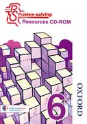 Cover for Can Do Problem Solving Year 6 Resources CD-ROM