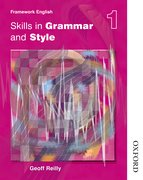 Cover for Nelson Thornes Framework English Skills in Grammar and Style - Pupil Book 1