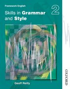 Cover for Nelson Thornes Framework English Skills in Grammar and Style - Pupil Book 2