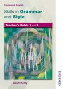 Cover for Nelson Thornes Framework English Skills in Grammar and Style Teacher Guide