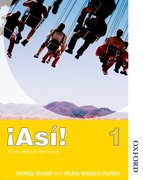 Cover for !Asi! 1 Students