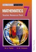 Cover for New National Framework Mathematics 7+ Teacher Resource Pack