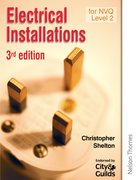 Cover for Electrical Installations for NVQ Level 2 Third Edition