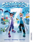 Cover for Scientifica Pupil Book 7 (Levels 4-7)