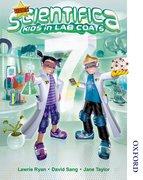 Cover for Scientifica Pupil Book 7 Essentials (Level 3-6)