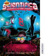 Cover for Scientifica Pupil Book 8 Essentials (Levels 3-6)