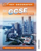 Cover for New Key Geography for GCSE Second Edition