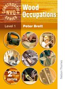 Cover for Wood Occupations 3rd Edition - NVQ Construction Series Level 1