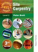 Cover for Construction NVQ Series Level 2 Site Carpentry 4th Edition