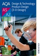 Cover for AQA Design & Technology: Product Design (3-D Design) AS/A2