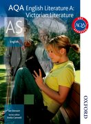 Cover for AQA English Literature A AS: Victorian Literature