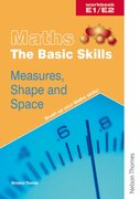 Cover for Maths the Basic Skills Measures, Shape & Space Workbook E1/E2