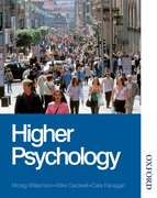 Cover for Higher Psychology