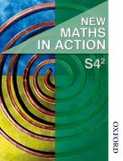 Cover for New Maths in Action S4/2 Student Book