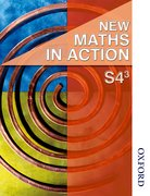 Cover for New Maths in Action S4/3 Student Book