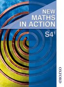 Cover for New Maths in Action S4/1 Student Book