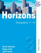 Cover for Horizons 3: Student Book