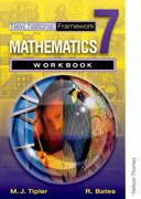 Cover for New National Framework Mathematics 7 Core Workbook