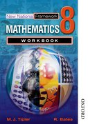 Cover for New National Framework Mathematics 8 Core Workbook