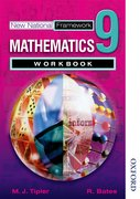 Cover for New National Framework Mathematics 9 Core Workbook