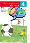 Cover for !Ole! - Spanish Workbook 4 for the Caribbean