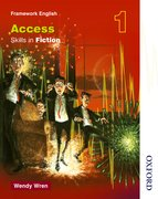 Cover for Nelson Thornes Framework English Access - Skills in Fiction 1