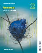 Cover for Nelson Thornes Framework English Access - Skills in Fiction 2