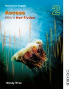 Cover for Nelson Thornes Framework English Access - Skills in Non-Fiction 2