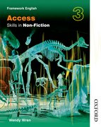 Cover for Nelson Thornes Framework English Access - Skills in Non-Fiction 3