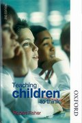 Cover for Teaching Children to Think Second Edition