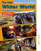 Cover for The New Wider World Foundation Edition - Second Edition