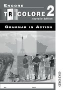 Cover for Encore Tricolore Nouvelle 2 Grammar in Action Workbook Pack (x8)