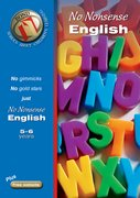 Cover for Bond No Nonsense English 5-6 Years