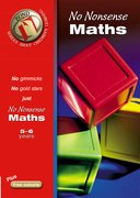 Cover for Bond No Nonsense Maths 5-6 years