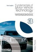 Cover for Fundamentals of Motor Vehicle Technology: Workbook 3
